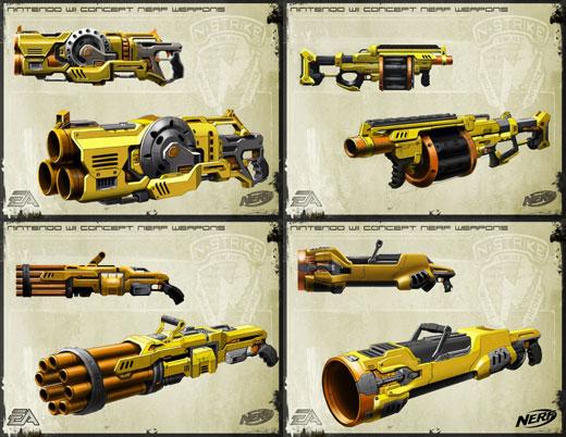 Future Nerf Guns Gallery for future nerf gunsFuture Nerf Guns 2014